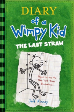 Diary of a Wimpy Kid Book 3 The Last Straw