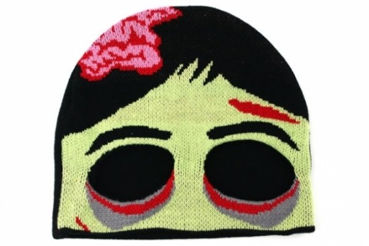 Zombie Hats Make Great Zombie Gifts!