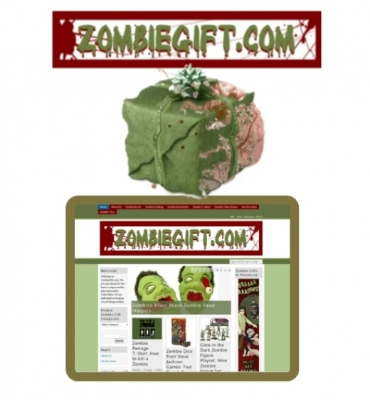 ZombieGift.Com: Your Home for Unique Zombie Gifts and Collectibles