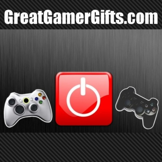 GreatGamerGifts.com: Awesome Great Video Game Gift Ideas for Gamers, Video Game News, Reviews and More!