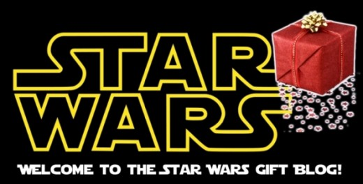 The Star Wars Gift Blog: News, Reviews, Recommendations, and Sale Information