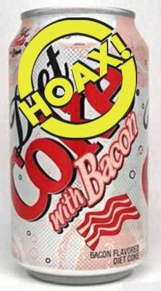 Bacon Coke Hoax