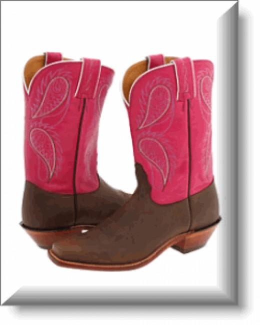 Women's Tony Lama Americana Boots Collection II