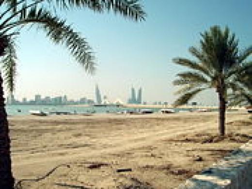 Bahrain landscape