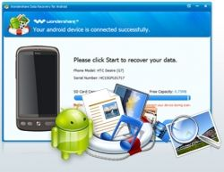 how to recover photos from Galaxy Sii