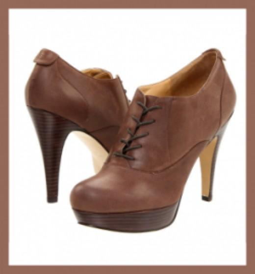 Nine West Arnell Oxford Shoes On Sale