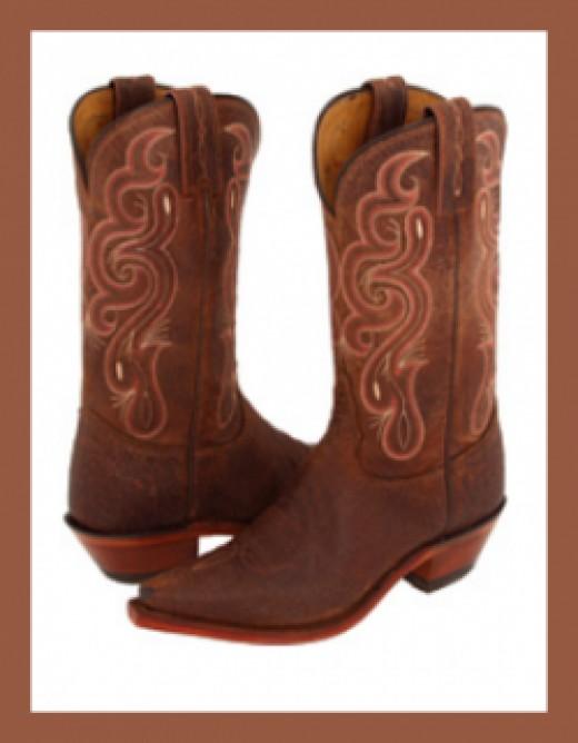 Womens Tony Lama Americana Boots