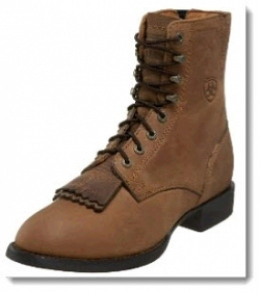 Ariat Heritage Lacer Cowboy Boots