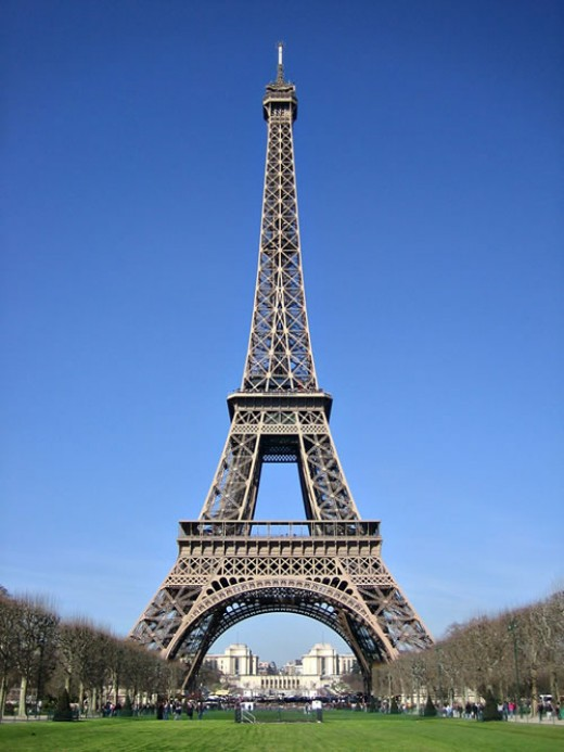 The Effel tower