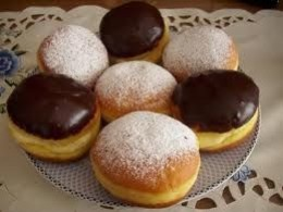 Different variants of donuts