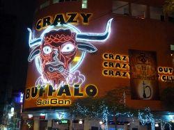 Crazy Buffalo