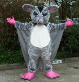 Check out this cool Sugar Glider costume!