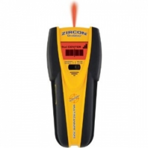 Zircon MultiScanner i520 Center-Finding Stud Finder