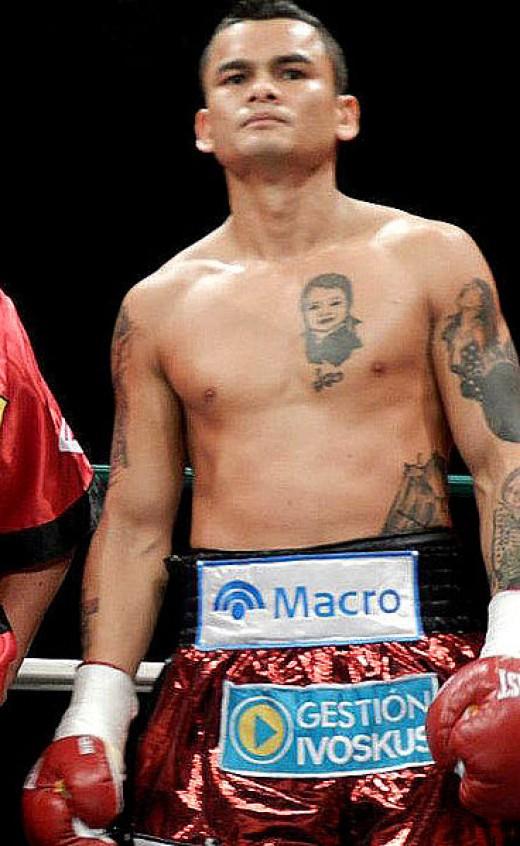 "Marcos ""El Chino"" Maidana"