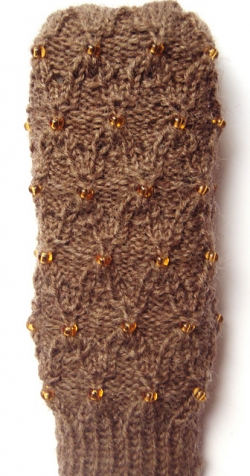 Twinkling Trellis Cellphone Cozy