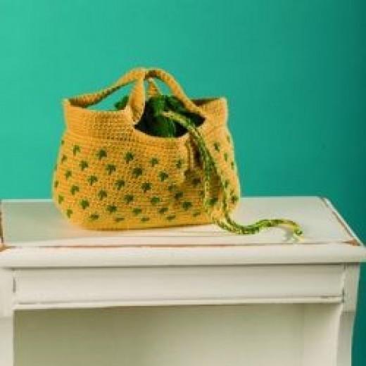Summer Citrus Bag
