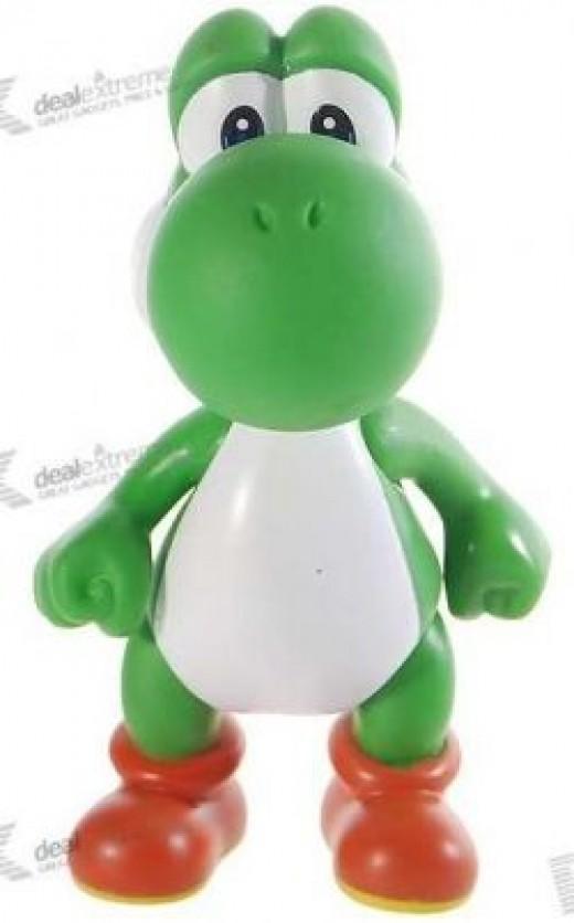 Yoshi Figure