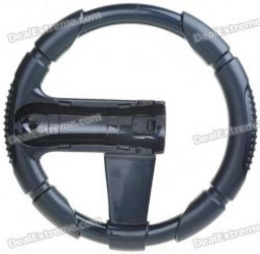 Wheel for Sony PS3 Move