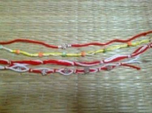 how to make friendship band