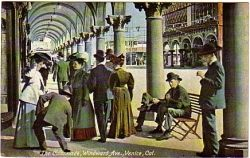 The Colonnade, Venice, California 1906