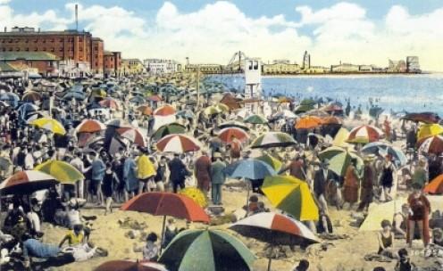 Venice Pier and Navy Beach, Venice, CA