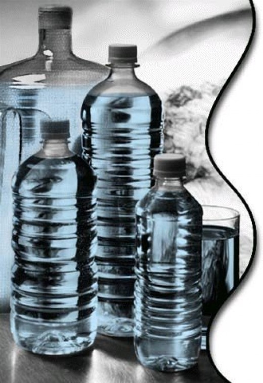 Bottled Water , The Biggest Rip Off In America