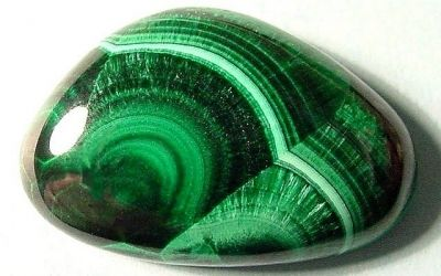 Gorgeous Shiny Malachite!