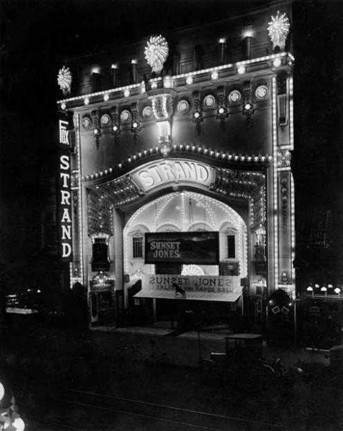 The Strand, 1921