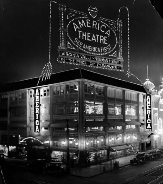 America Theater, 2