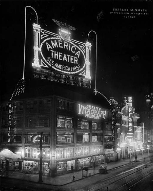 America Theater, 3