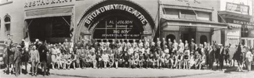 Broadway 1927