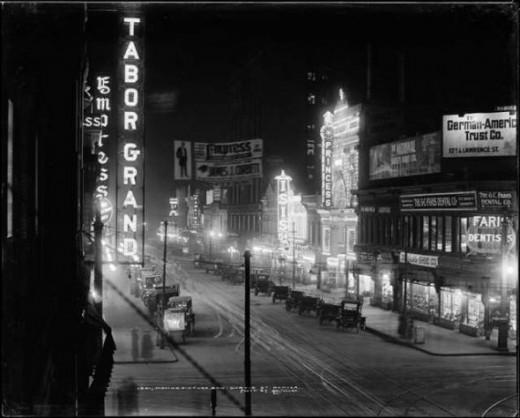 Denver, 1913