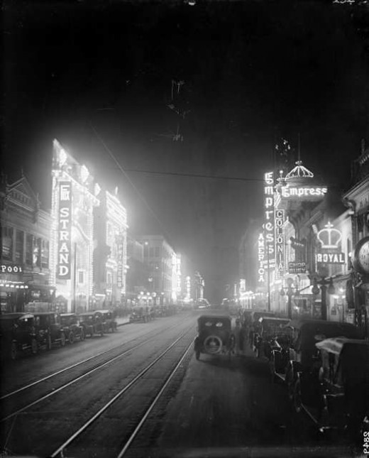 Denver, 1921