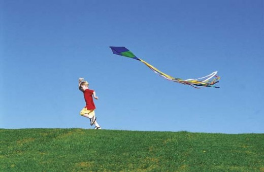 #8 Flying A Kite