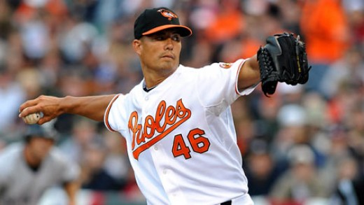 #48 Opening Day of Baseball and your Team Wins! How Bout Them Os?