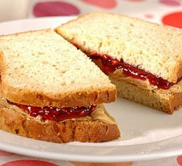 #52 Peanutbutter and Jelly Sandwiches