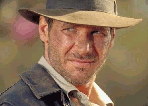 #71 Harrison Ford as Indiana Jones!