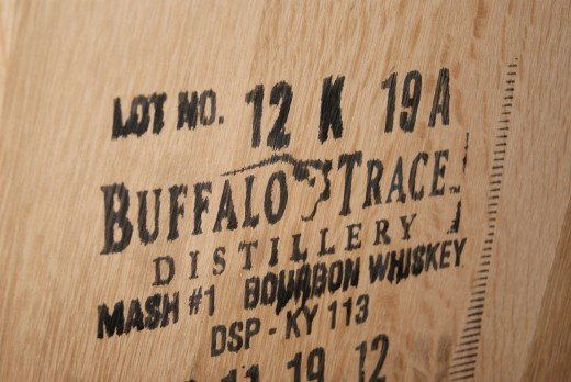 Buffalo Trace Distillery in Frankfort, KY