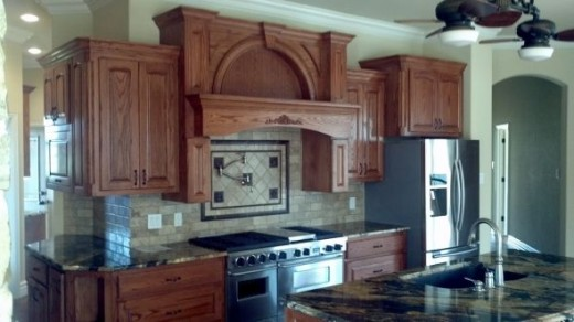 Red Oak Kitchen