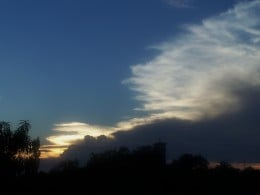 bad clouds may loom on the horizon