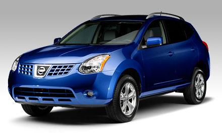 2009 Nissan Rogue SL (nissanusa.com)