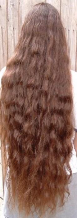 Long hair on Men