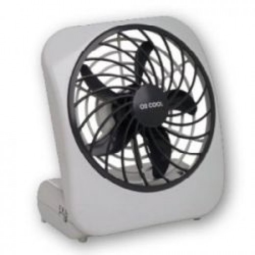 Battery Operated Fan: Great for Hot Flashes!