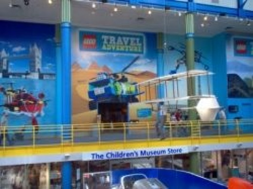 Indianapolis Childrens Museum Level Two