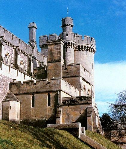Arundle castle Tower