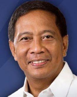 """Jojo Binay (Vice President Jejomar """"Jojo"""" Binay"""