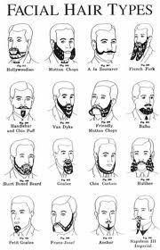 Styles of Beards #1