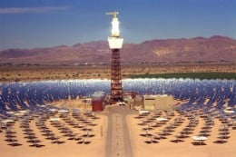 Solar Thermal Mirrors