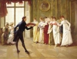 The Bow and the Curtsey, a guide to Ballroom etiquette !