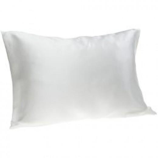 Spasilk 100% Pure Silk Facial Beauty Pillowcase